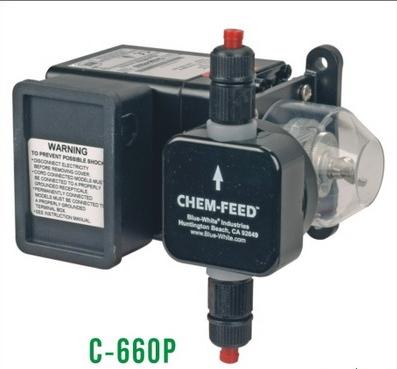 投药泵及水质检测仪
